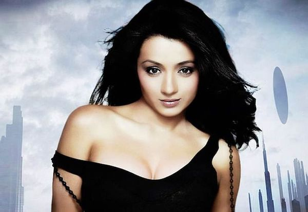 Trisha love Marriage announcement by herself.