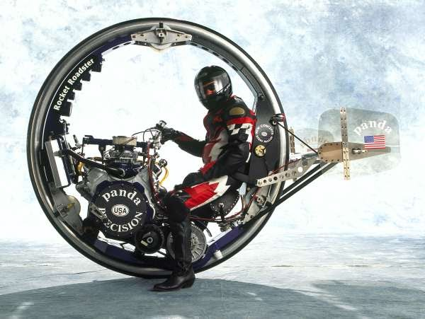Landspeed Monocycle