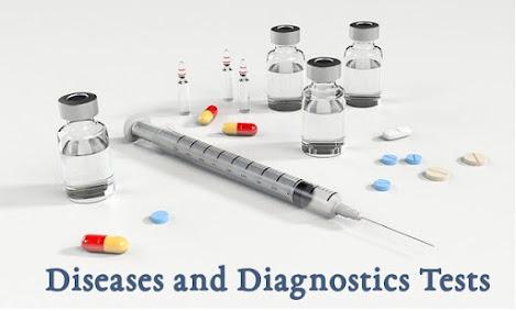 Diseases and Diagnostics Tests