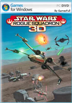 STAR WARS Rogue Squadron 3D PC Full