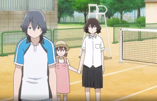 Hoshiai no Sora Episodio 09