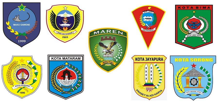 ^Alamat Kantor Walikota Provinsi NTB-NTT Maluku Papua