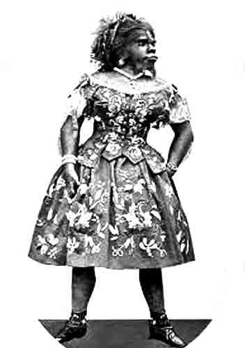 Julia Pastrana image