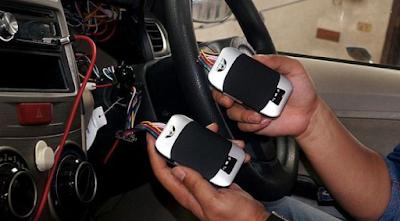 cara memasang gps mobil motor truck alat berat