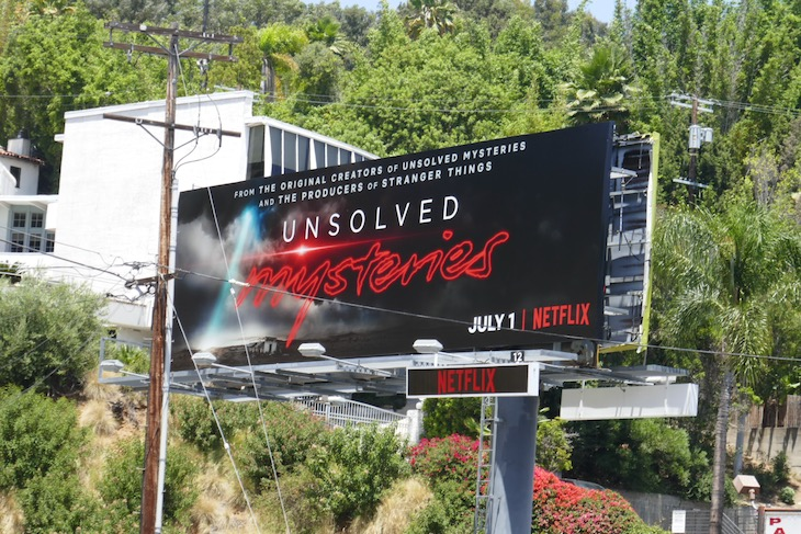 Unsolved Mysteries season 1 billboard