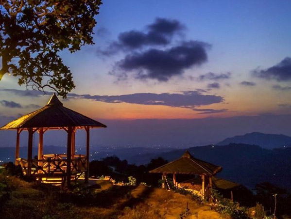 Sunset di Gunungkidul