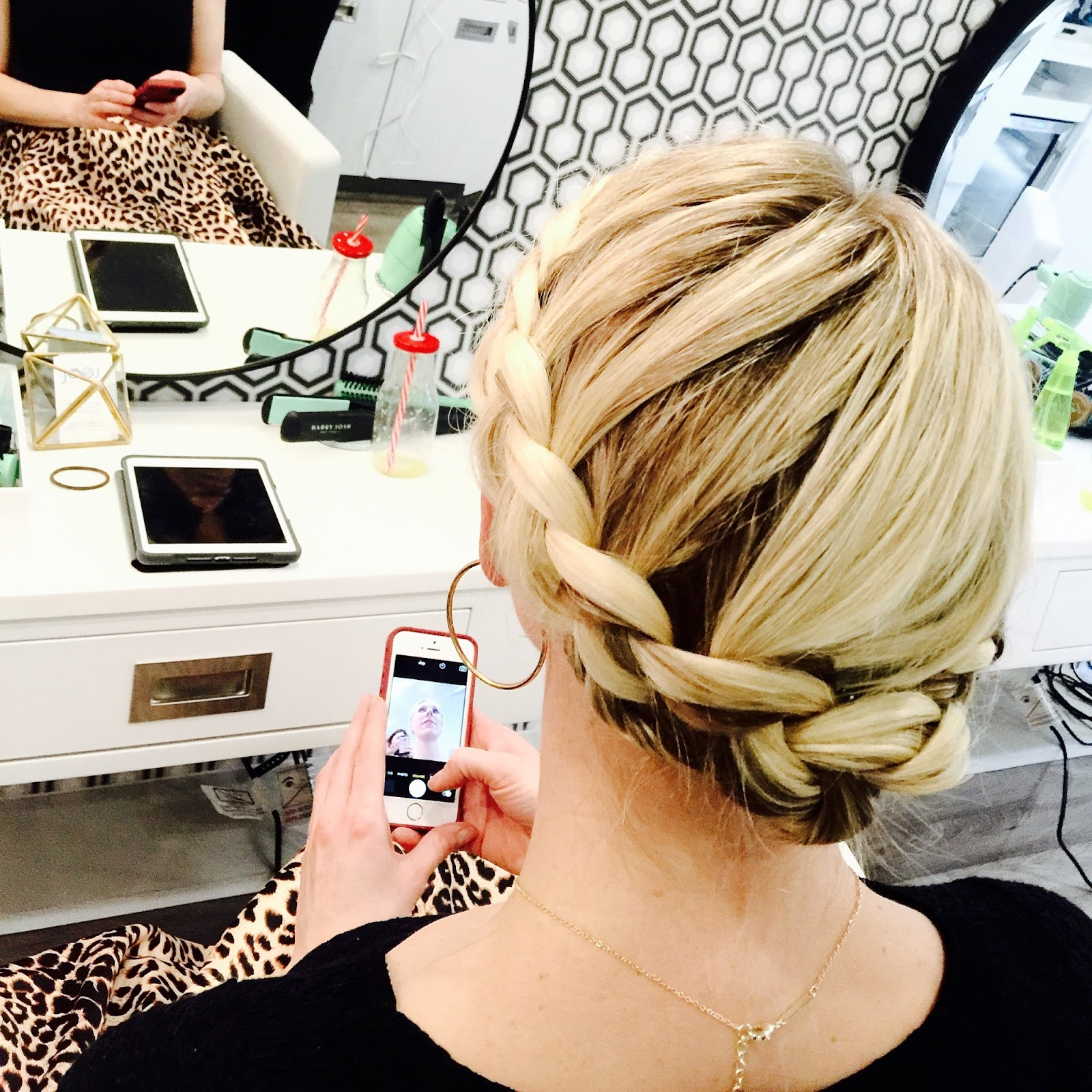 Day Dreamer Braid at JOOJ | all dressed up with nothing to drink...