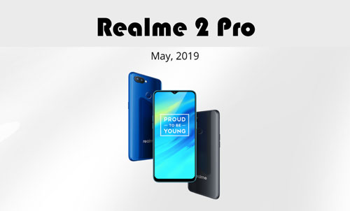 Realme 2 Pro Color OS 6 update Download : RMX1801EX_11.A.20