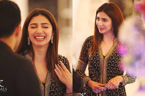 Mahira Khan Spotted At Recent Wedding