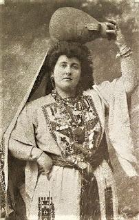 Ewa Dzieduszycka - początek. XX wieku