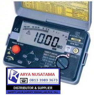 Jual Kyoritsu-3021 Digital Insulation Tester di Menado