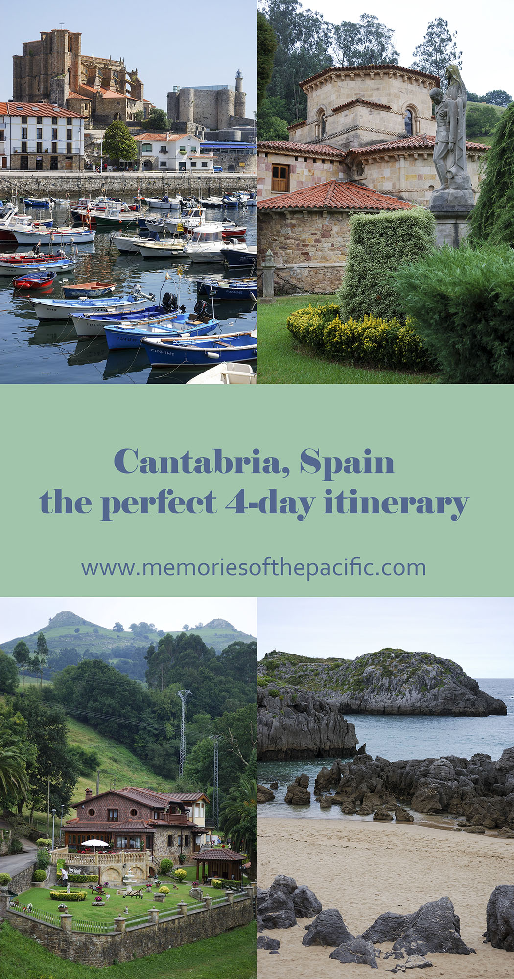 cantabria itinerary