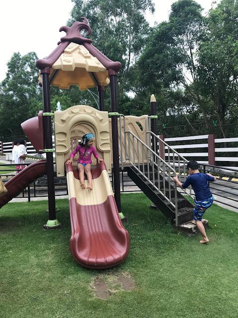 Vista Tala Kids Play Area