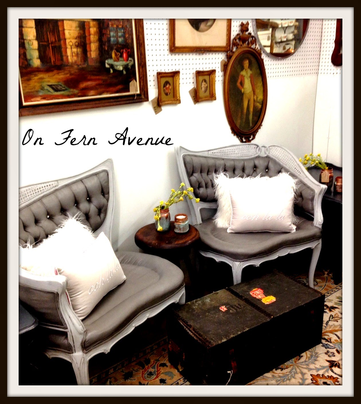 On-fern-avenue-painted-chairs-for-sale-at-newburgh-vintage-emporium