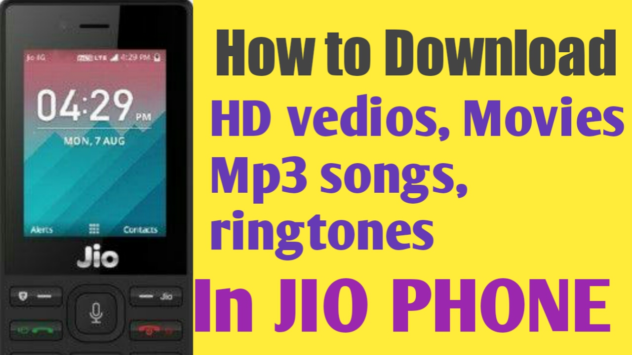 what is the best website to download movies in jio phone