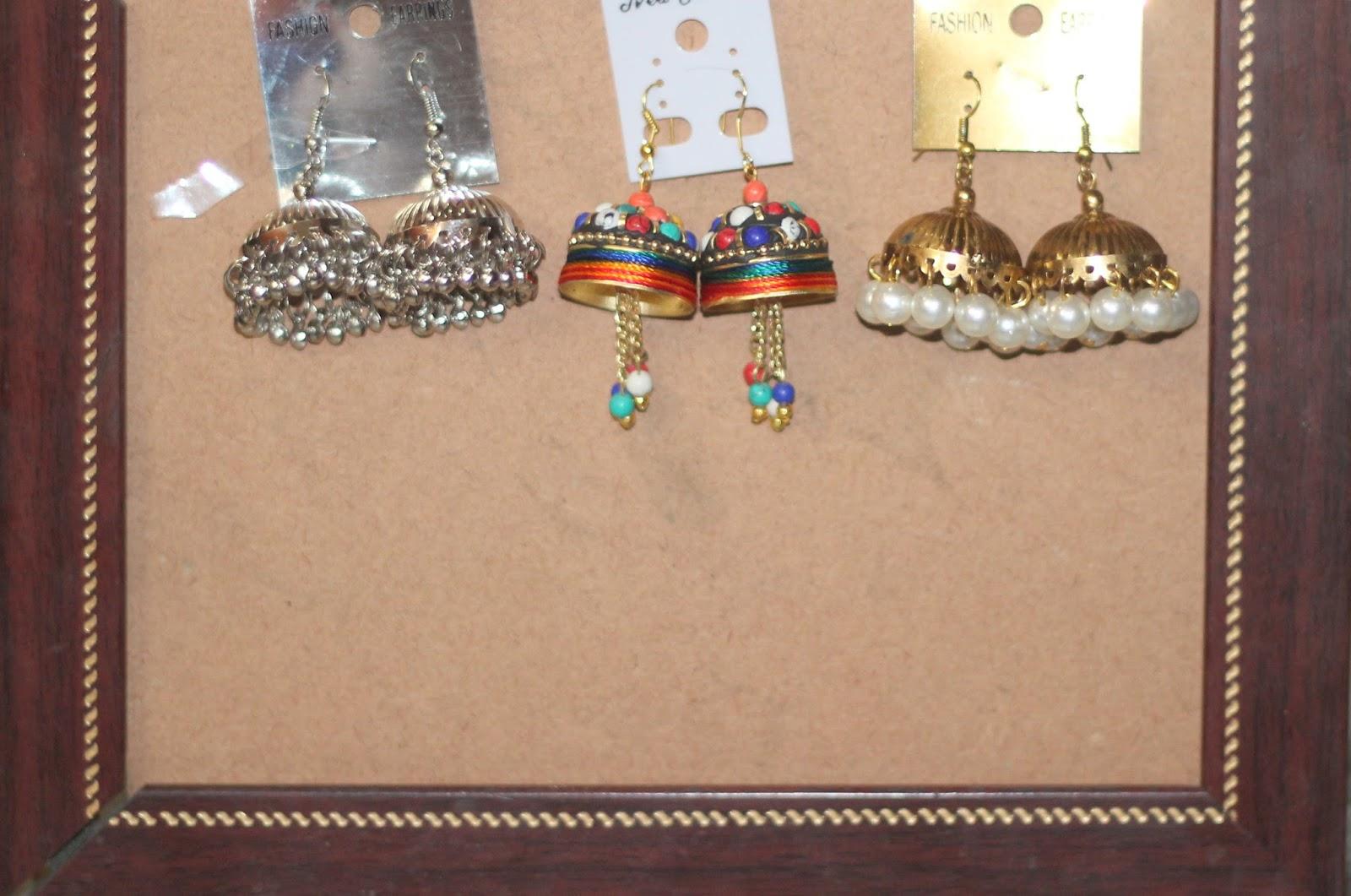 e8199d2d7aa Jhumkas and More from Sarojini Nagar - Shopping