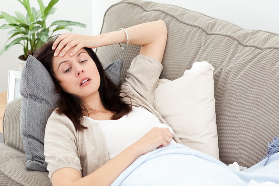 Symptoms of Listeria