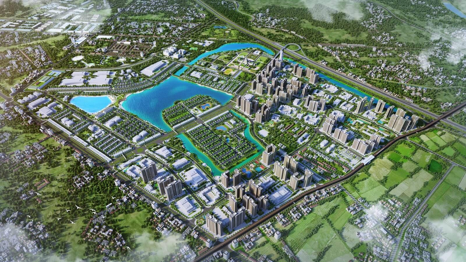 Vinhomes Ocean Park - Đại đô thị đẳng cấp Singapore