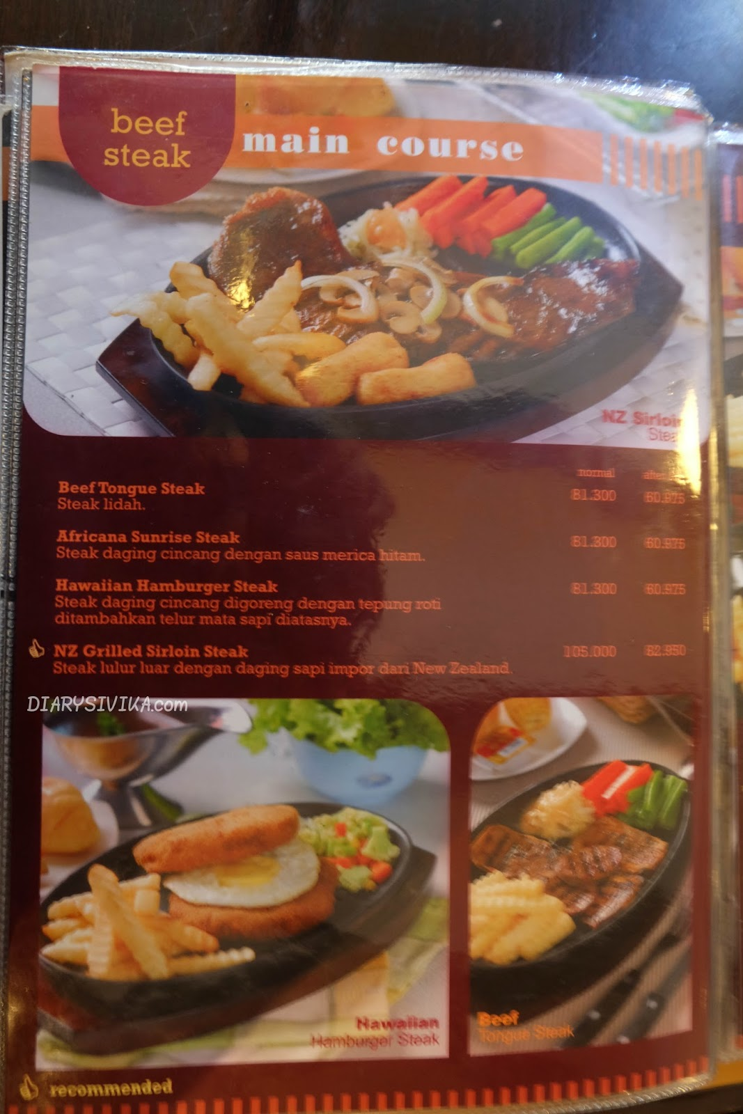 Steak Hut Surabaya  Food Travel and Lifestyle Blog