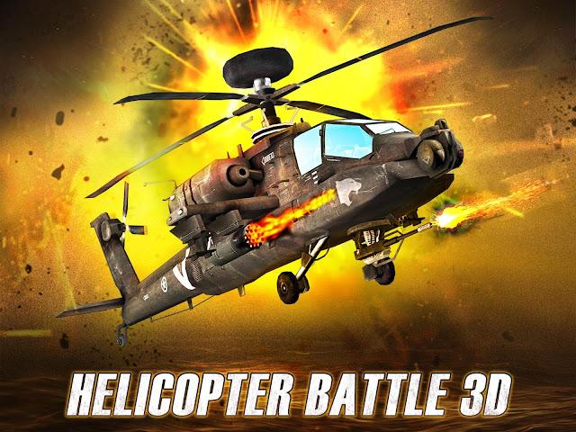تحميل العاب حرب ..معركة طائرات الهليكوبتر