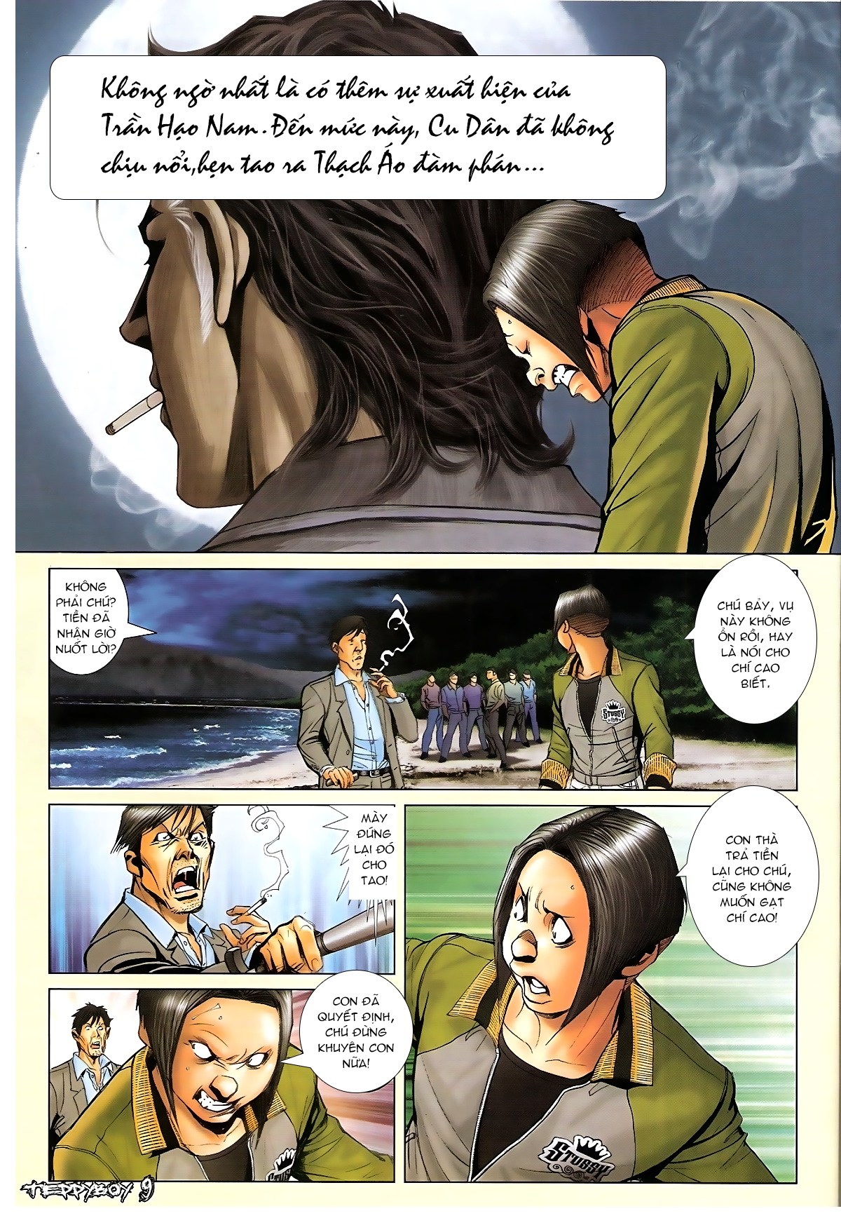Người Trong Giang Hồ Chap 1362 - Truyen.Chap.VN