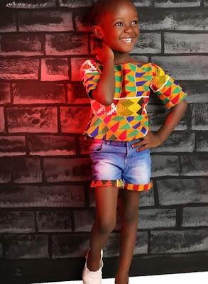 Latest Ankara Styles for Kids