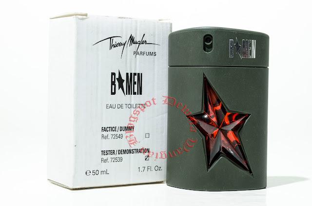 Thierry Mugler B*Men Tester Perfume