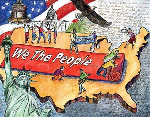 6 giá trị của người dân Mỹ