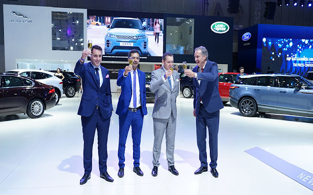 Phú Thái Mobility chính thức trở thành nhà phân phối duy nhất của Jaguar Land Rover tại Việt Nam