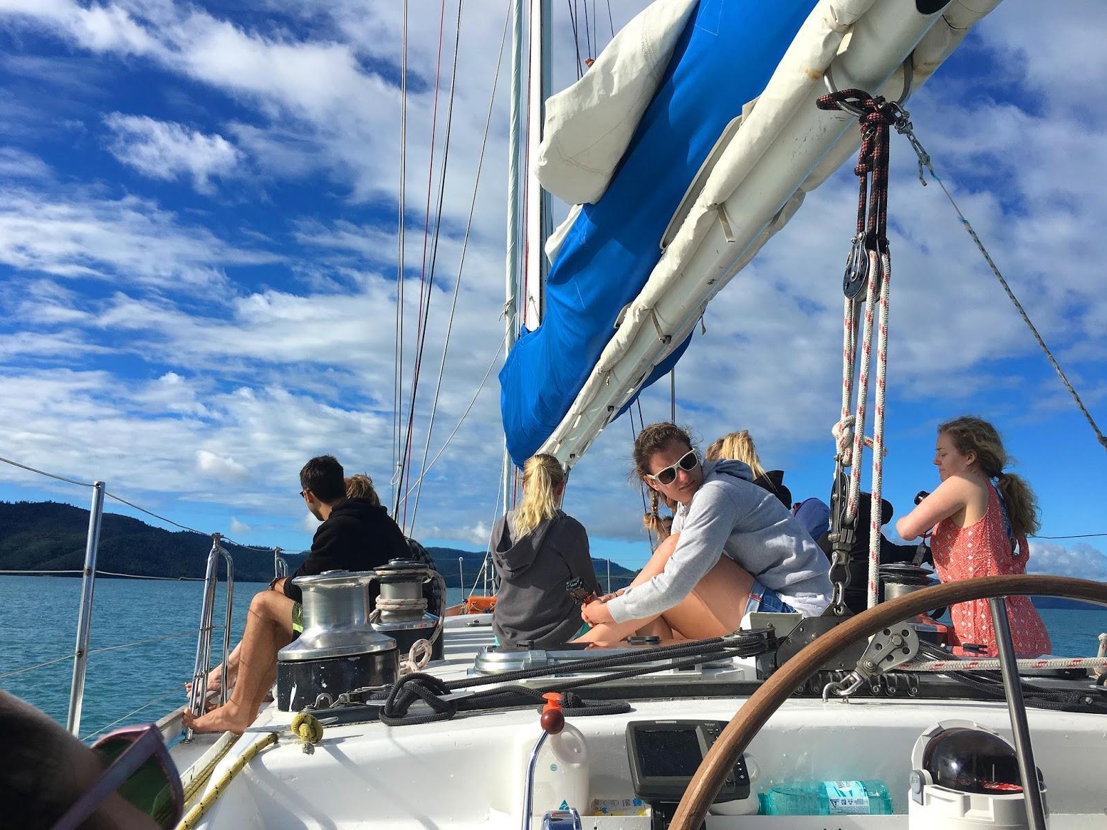 Sailing Whitsundays On A Budget | Adventurous Trails