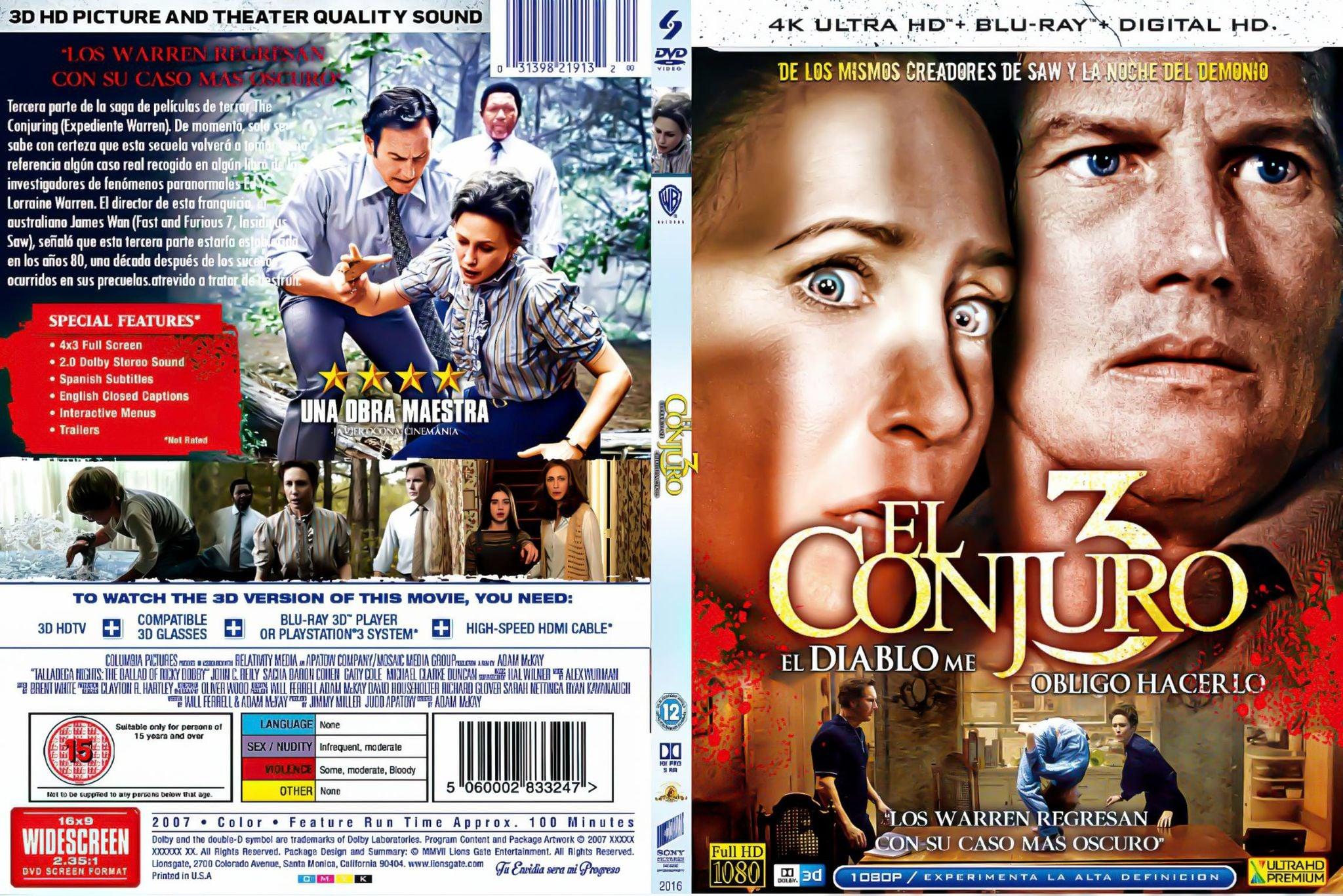 Descargar El Conjuro 3 Pelicula Completa En Espanol Latino Hd