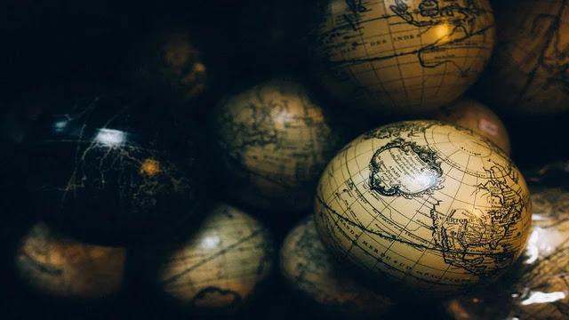 بحث عن علم الجغرافيا doc