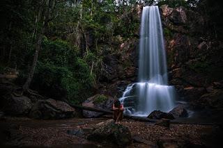 Cachoeiras no Distrito Federal