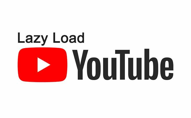 Optimasi Blog dengan Menggunakan Lazyload Youtube