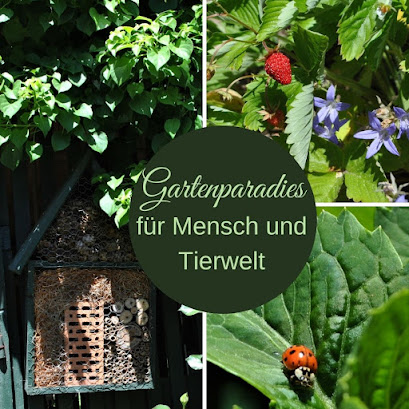 Gartenparadies für Mensch und Tierwelt