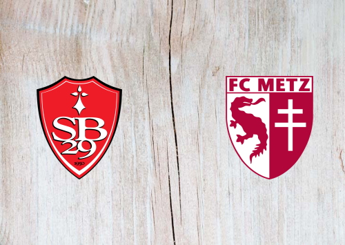 Brest vs Metz -Highlights 5 October 2019