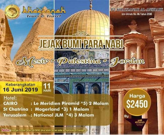 paket tour muslim 3 negara