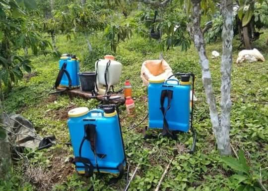 Tegas, Petani Tetap Gunakan Herbisida Maka Bantuan Distop