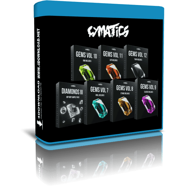 Cymatics - Ultimate Hip Hop Bundle