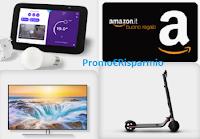 Logo Concorso ''Enel X For Speed'' : vinci gratis buoni Amazon, Nintendo, Kenwood e molto altro