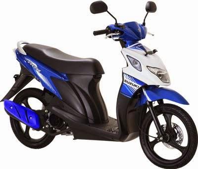 Harga Suzuki Nex FI