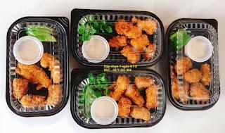 Chia sẻ địa điểm bán Hộp nhựa đen đựng thức ăn uy tín giá rẻ
