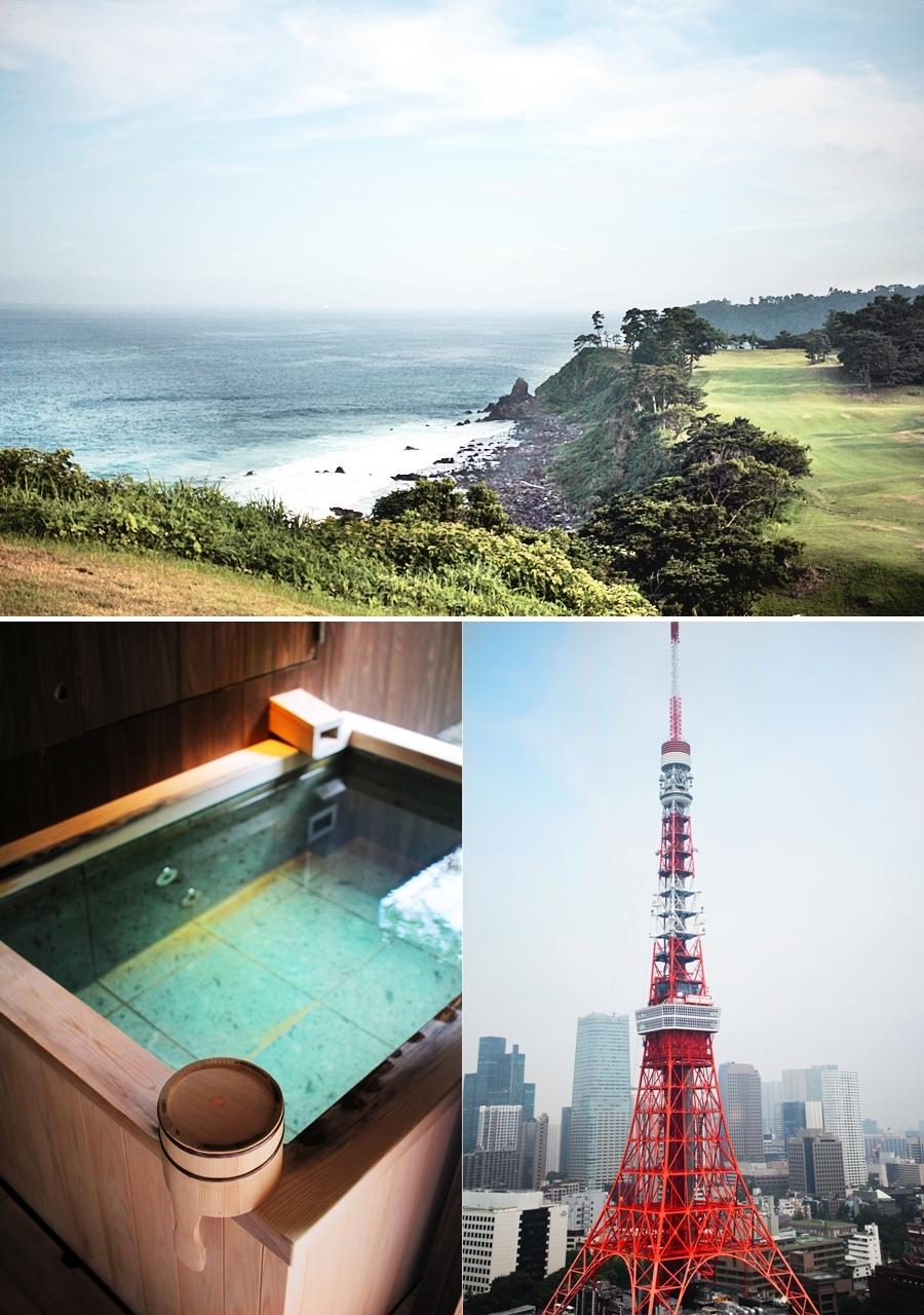 tokyo tower onsen spa