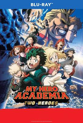 My Hero Academia Two Héroes 2018 BD25 Latino