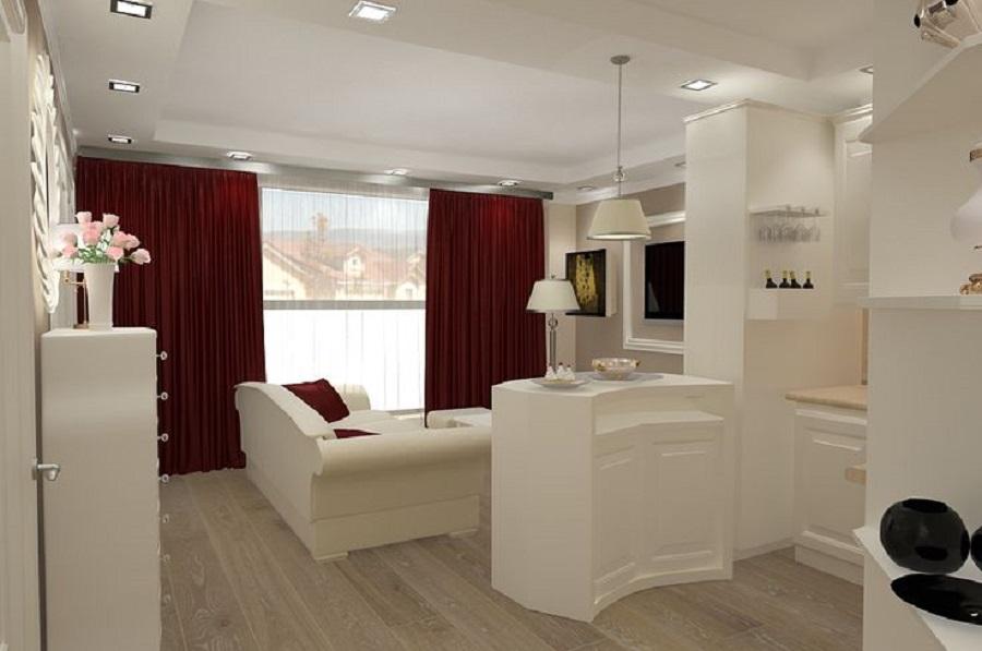 Firma amenajari interioare Bucuresti - Design interior apartament clasic Bucuresti