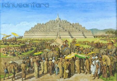 Candi Borobudur Sebagai Tempat Pemujaan