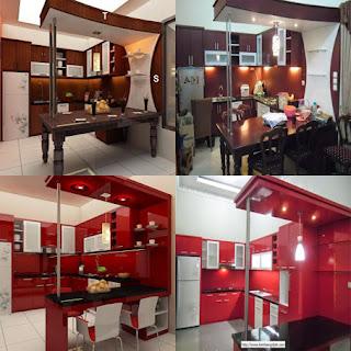 Desain Dan Produksi Furniture Kitchen Set + Furniture Semarang