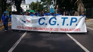 La Nota Editorial en: Tribuna Sindical el Órgano Informativo Impreso de la CGTP