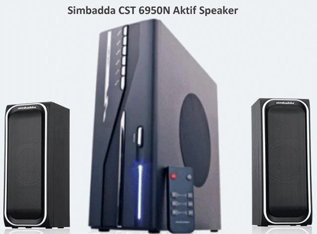 Harga Speaker Simbadda CST 6950N Aktif