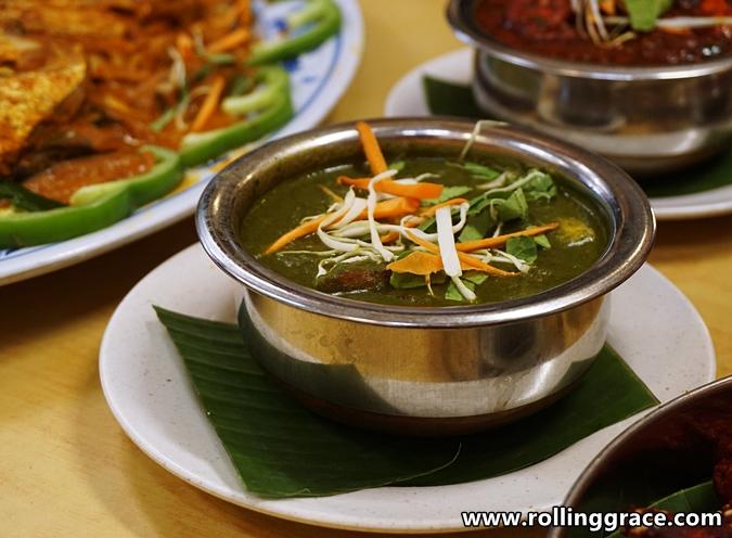 banana leaf rice damansara utama